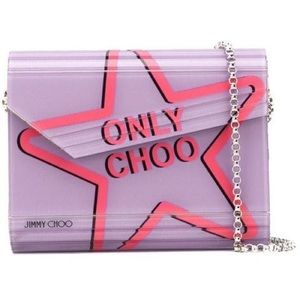 NEW Jimmy Choo Candy Clutch